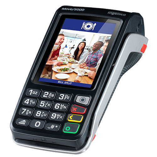 ICT 250 countertop terminals